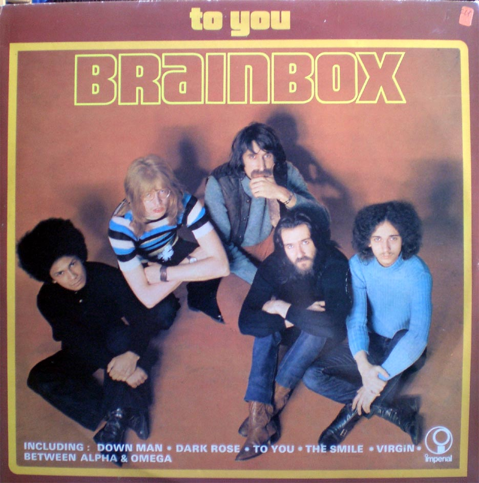 Brainbox - Between Alpha And Omega / Cruel Train