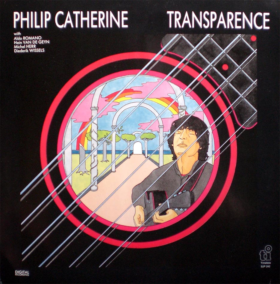 Philip Catherine Transparence