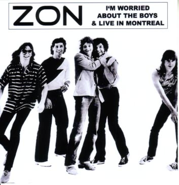 Various Artists Zon I M Worried About The Boys Amp Live In